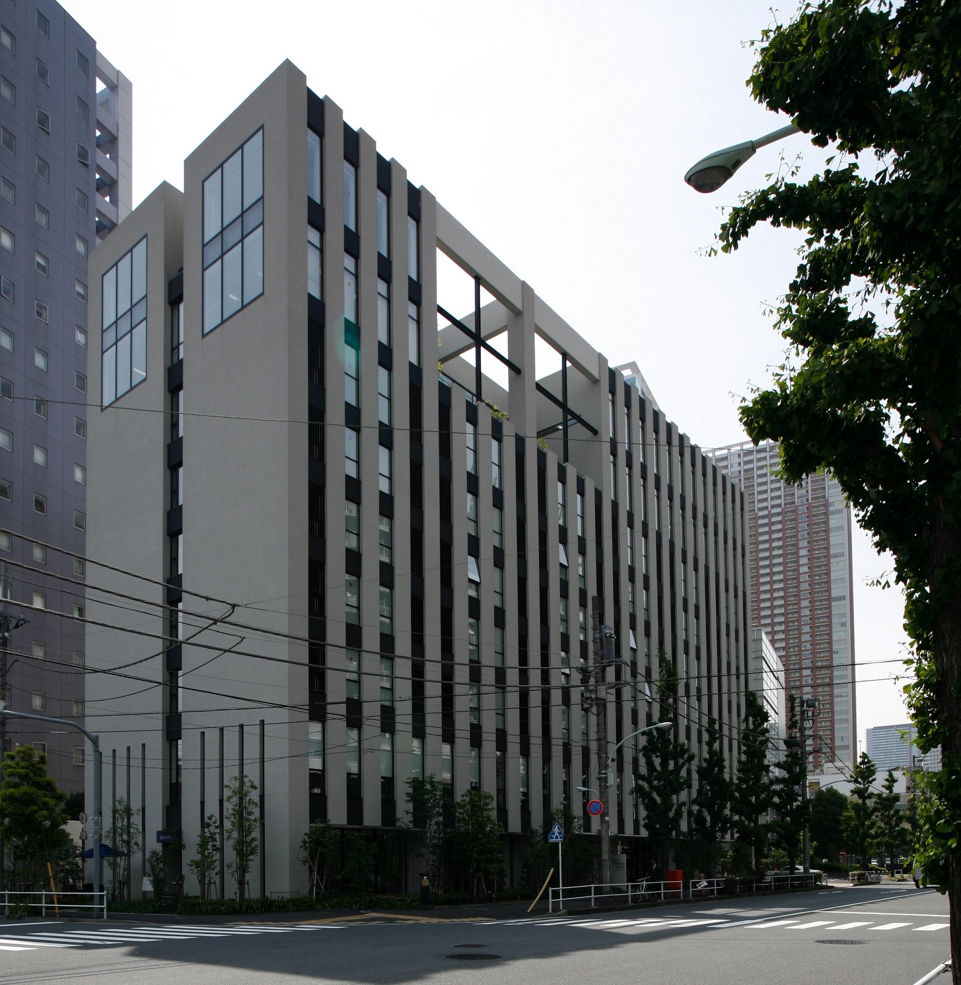 東京港診療所 外観
